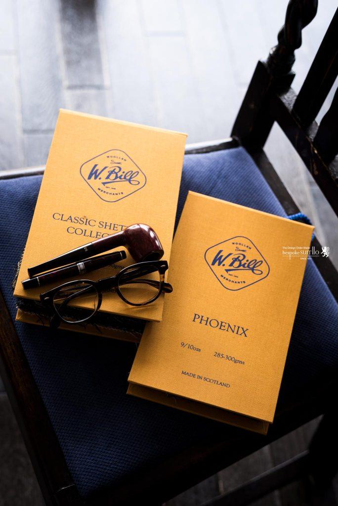 """W. BILL,ダブリュー ビル,PHOENIX,フェニックス,""""フェニックス""""はカントリーとアーバンをミックスした新しいテイストのジャケットコレクション。エッジの効いたブリティッシュデザインと、春と秋冬の3シーズン着用可能な汎用性の高いウェイトが魅力です,CLASSIC SHETLAND COLLECTION,1846年創業の歴史あるカントリー服地マーチャント、ダブリュー ビル。シェットランド諸島の伝統織物を現代に再現したコレクションは、ざっくりとした優しい風合いが特徴。ヴィヴィッドなカラーリングからオーセンティックなカントリーデザインまで、新生ダブリュー ビルの世界観を表しています。挙式,結婚式,メンズブライダル,menscoordinate,メンズコーディネート,mensfashion,メンズファッション,着こなし,福岡ファション,ブライダル,お洒落さんと繋がりたい,オーダースーツ,ordersuits,ドレスシャツ,オーダージャケット,orderJacket,オーダーベスト,oedervest,ビスポーク,bespoke,三ケ森,jhp,instagood,instadiary,instalike,instamood,instalove,instafollow,instapic,instaphoto,オーダージャケット,オーダースーツ,背広,誂え,仕立,紳士,福岡,黒崎,小倉,北九州,八幡西区,ビスポークスーツ110,bespokeSUIT110,bespokeSUITIIO,"""