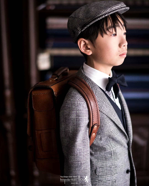 ★卒業式・・・お子様スーツやジャケットのオーダーも可能です。