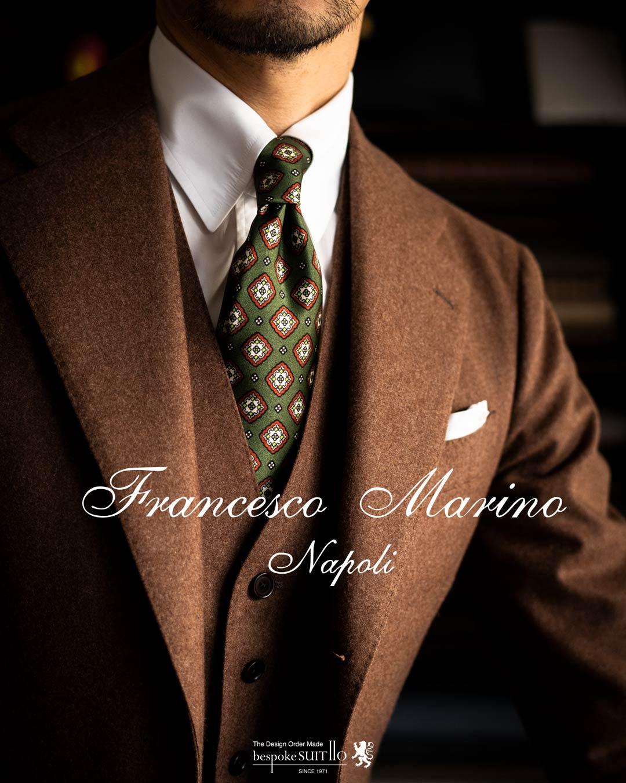 ★入荷 Francesco Marino(フランチェスコ・マリーノ)